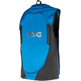 TSG Ruggengraat Vest Jongeren, black/blue